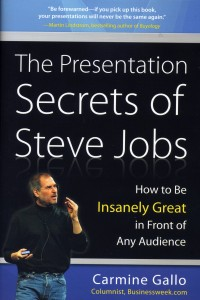 Remembering Steve Jobs and His 10 Rules for Presentations image steve jobs book 200x300