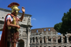 Always Avoid Ego Marketing And Ego Branding image roman soldier