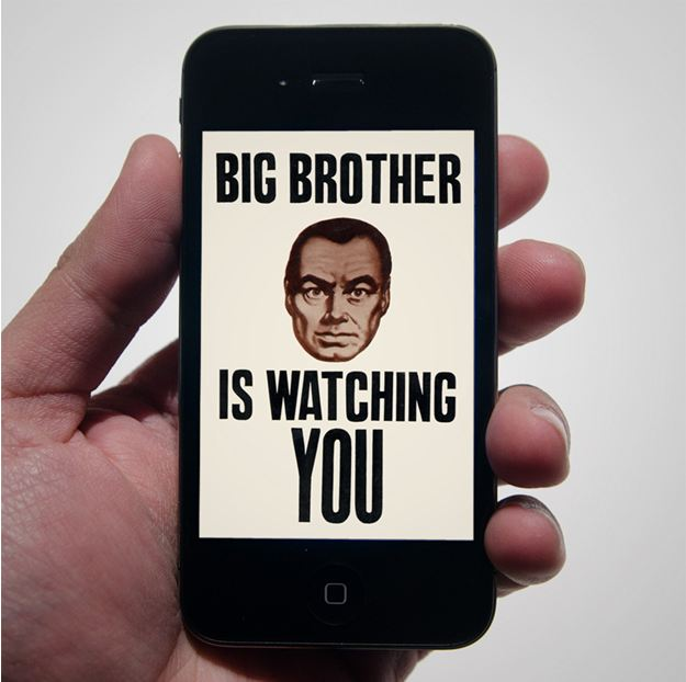 Which Government Agencies Are Watching You? image which government agencies are watching you