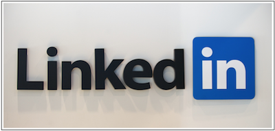 Top 3 Ways to Optimize Your LinkedIn Company Page image LinkedIn Logo Sign