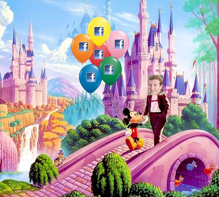Facebook: The Happiest Place on Earth? image facebook happiest place on earth