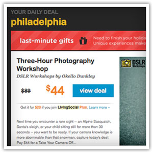 5 Ways to Wake Up Your Email Campaign image philly