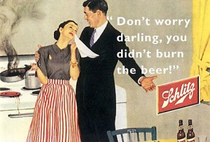 Your Marketing Stinks image schlitz ad1 300x204