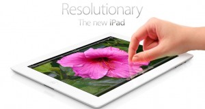 Apple's New iPad, Generations In The Workplace, Twitter Is Growing Faster Than Facebook image NewiPad 300x160