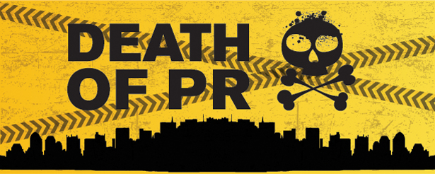 death of pr