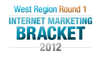 The Internet Marketing Field of 64 Tourney – Round 1 West Region image internet marketing march madness west round 1