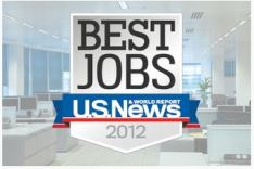 "PR Specialists: One of U.S. News and World Report's ""Best Jobs of 2012″ (Report) image us news best jobs"