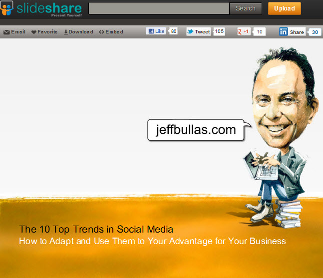 10 Top Trends in Social Media image 10 Top Trendsin Social Media