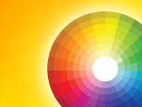 Is Your Company's Color Sending a Hidden Message? image colorwheel