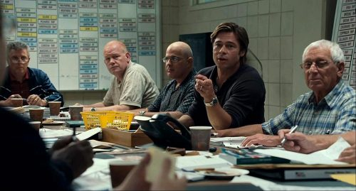 Game Change: Moneyball and the Reality of Social Business. image moneyball brad pitt
