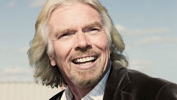 7 Customer Service Rules from Richard Branson, CEO of Virgin image richard branson customer service tips