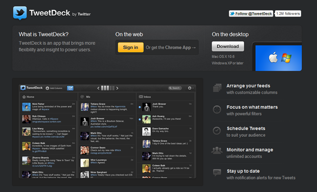 The Best Social Media Monitoring Tools For Your Brand image tweetdeck