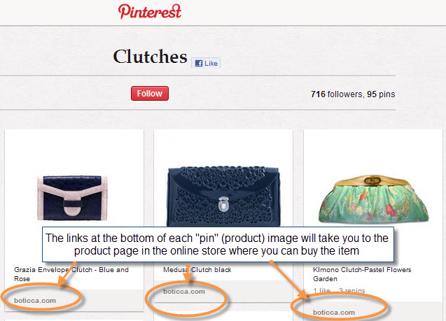 5 Insights on Facebook vs Pinterest in Driving Sales (Infographic) image How product buying starts in Pinterest1