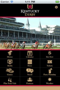 Get Ready for the Races with Kentucky Derby Mobile App