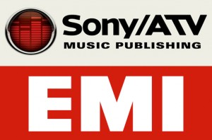 Sony Acquires EMI Back Catalog image Sony EMI 300x198