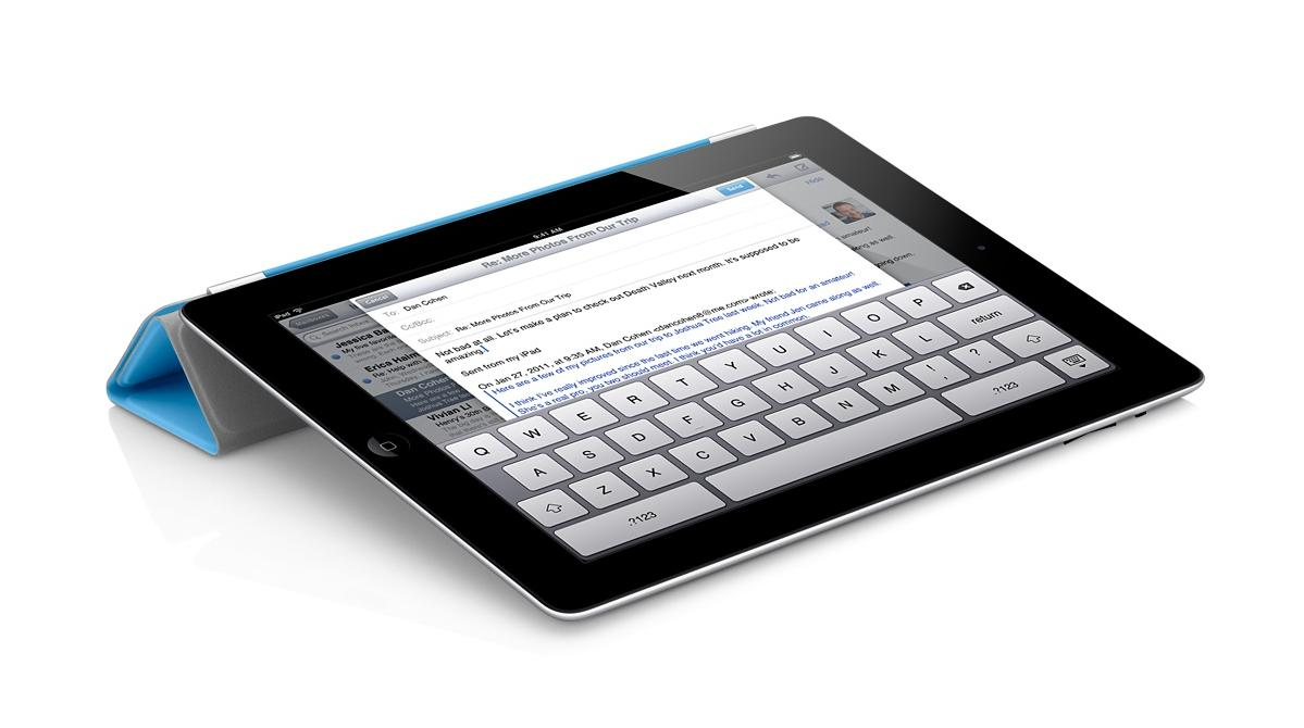 Why Your Sales Staff Isn't On iPads (And Why It Should Be) image ipad for b2b sales