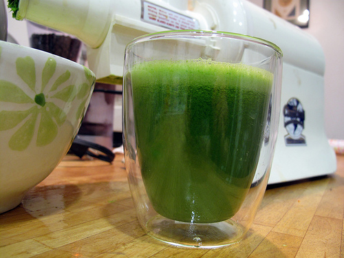 It Ain't Easy Being Green: Three Reasons to Drink Green Juice  image 3658978342 24d65fd8371