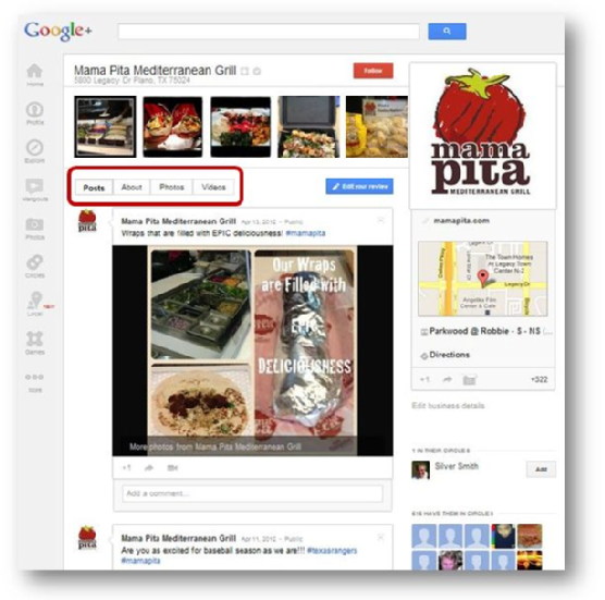 Google+ Local and Your Local Business image 464535
