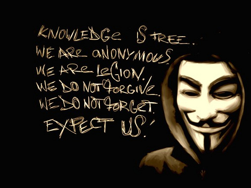 Anonymous: No Loyalties, Attacks U.S. Department of Justice image 6934273977 4e938b3da31