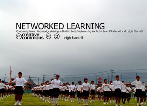 Making Organizational Networks a Force for Learning & Innovation image Networked Learning Leigh Blackall 300x217