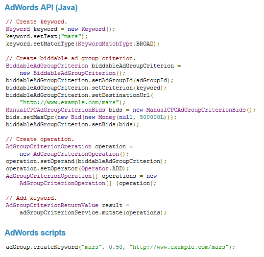 Google Announces Adwords Scripts   Simplifies AdWords Scripting! image adwords scripts