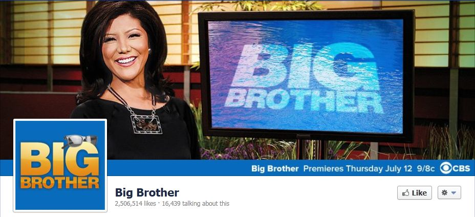 Are You Ready for Summer (TV)? image big brother facebook banner