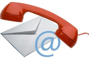 Tips for Combining Email Marketing with B2B Telemarketing image call or email us 300x200
