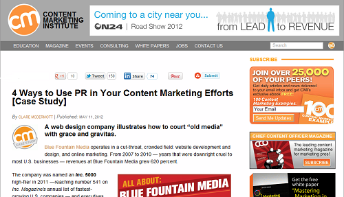 The Headline Switcheroo: Print Versus Online Content Marketing image conent marketing headlines online