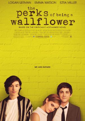 Perks of being a wall flower movie trailer the perks of being a wall flower mightylinksfo
