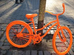 On Page Optimisation – Demystified image orange bike