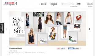 Using Social Commerce To Drive Influence, Sales image social commerce shopmylabel 310x183