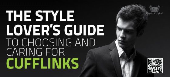 Do You Wear Cufflinks to Impress in the Office? image style lovers guide1
