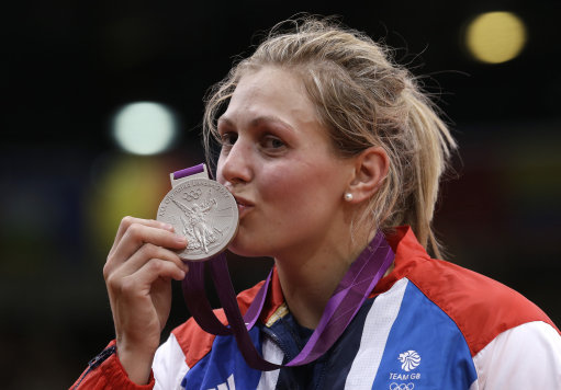 Social Media Conversation Points to a New Generation of British Sporting Heroes image Gemma Gibbons