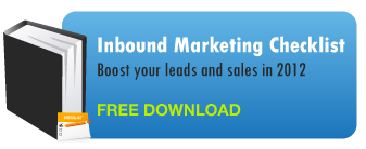 What Makes Someone Leave Your Website? [INFOGRAPHIC] image inbound marketing checklist cta