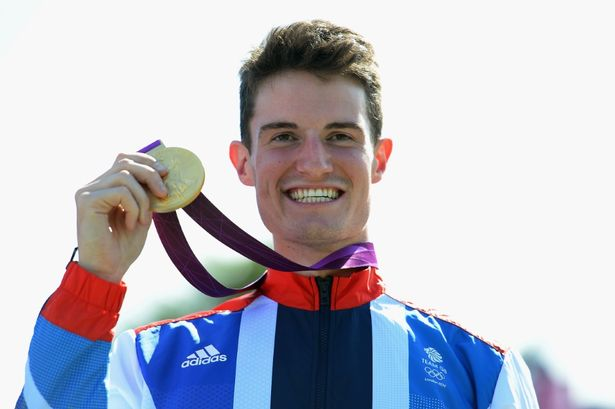Social Media Conversation Points to a New Generation of British Sporting Heroes image peter wilson
