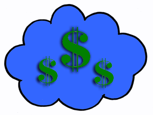 Can Cloud Computing Save Money? image Cloud