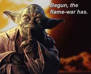 Stop the Social Media Age Wars and Get Smarterer image Yoda Flame war begun resized 600
