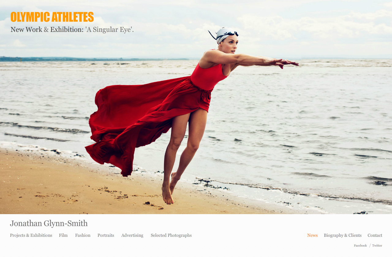 6 Ways to Make Your Photography Website Stand Out image jonathan glynn smith page2