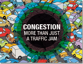 Congestion Busters: Fun Gridlock Tips [Slideshare] image Congestion busters fun gridlock tips