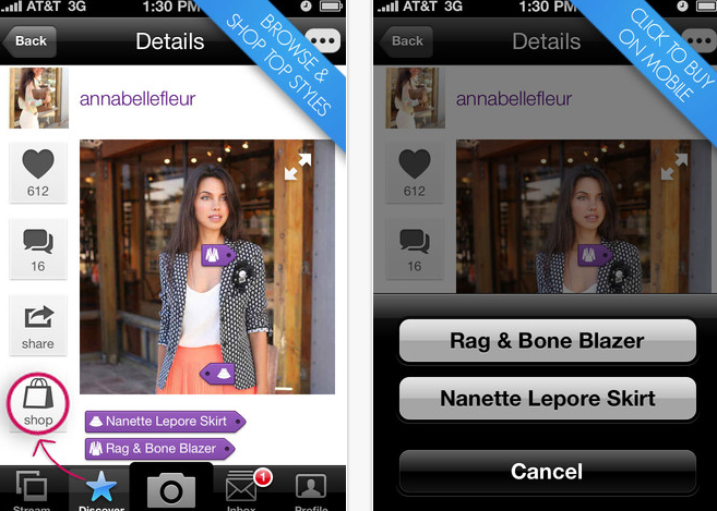 Your New Favourite Fashion Apps image Screen shot 2012 10 19 at 5.31.21 PM4