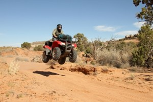Rev That Engine: 3 Hobbies for Work Stressed Thrill Seekers image atv 300x201