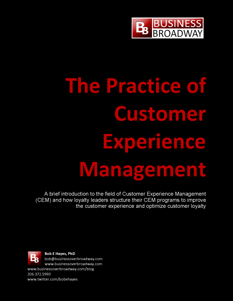 Three Customer Experience Management Tips for Startups image Customer Experiemence Management CEM Primer Page 1 791x1024