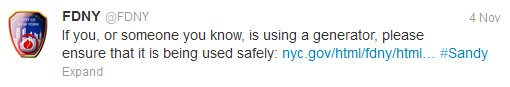 Start Spreading the News About NYC's Success in Using Social Media for Emergency Management image Generator