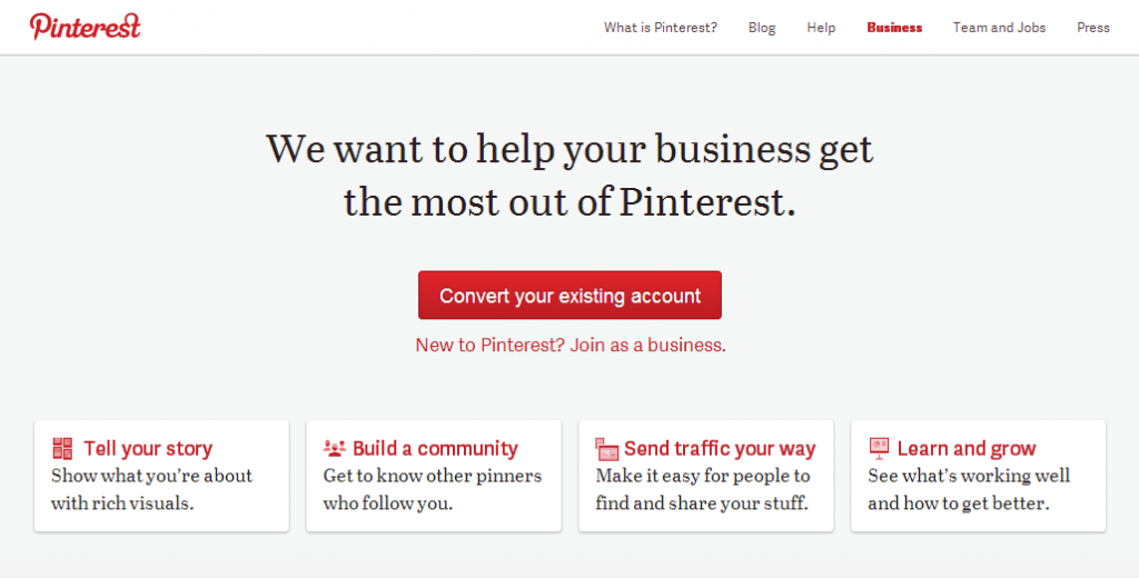 Now There Is No Reason For A Brand Not To Be On Pinterest image Pinterest2 1024x5201