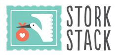 Case Study: Stork Stack Launches Hot New Startup with Pinterest image StorkStack Logo with border