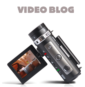 Follow The Bloggers: Use A Video Blog Template image Video Blog Template
