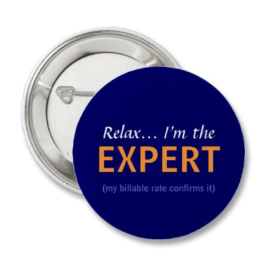 ERP Lead Generation – Experts Required? image relax im the expert button p145944957722588882en8go 400