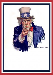 I Want You!…To Hire and Manage Your Talent Team! image uncle sam i want you  poster no words 214x300
