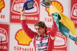 10 Inspirational Films Your Business Can Learn From. image Ayrton Senna Interlagos 300x199