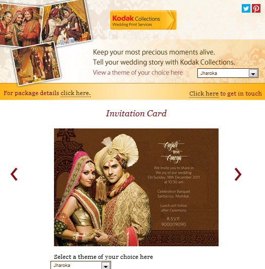 39 Best Indian Facebook Campaigns Of 2012 image Kodak Collections